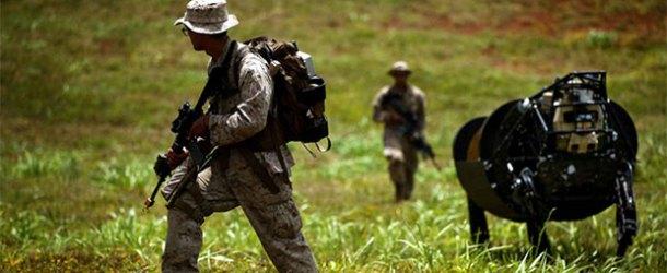 Savaş sistemleri 'insansızlaşıyor'