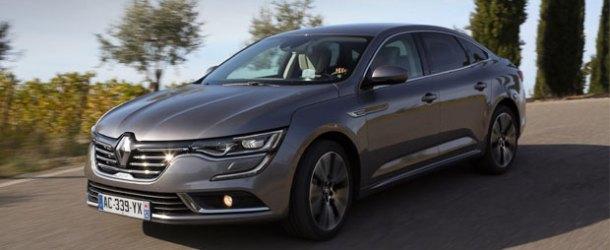 Renault Talisman 2016'da Türkiye'de yola çıkacak