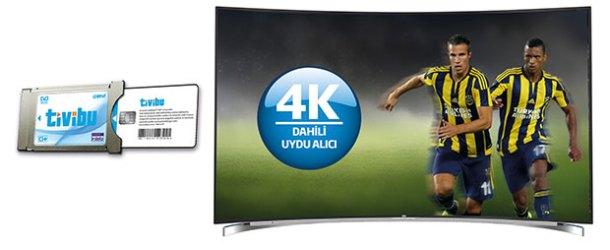 Tivibu ile tüm TV'ler 4K yayınla tanışacak