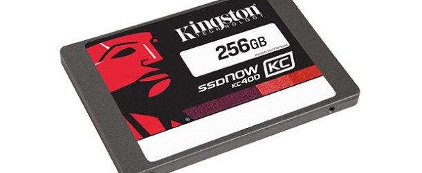 Kingston'dan hard diskten 15 kat daha hızlı süper SDD