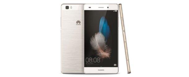 Huawei 10 milyon P8 Lite sevkiyatı gerçekleştirdi
