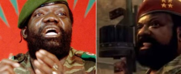 Savimbi'nin ailesi 'Call of Duty'ye dava açtı