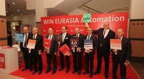 WIN Eurasia Automation fuarı kapılarını açtı