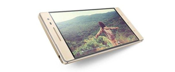 Lenovo'dan dünyanın ilk Tango uyumlu akıllı telefonu