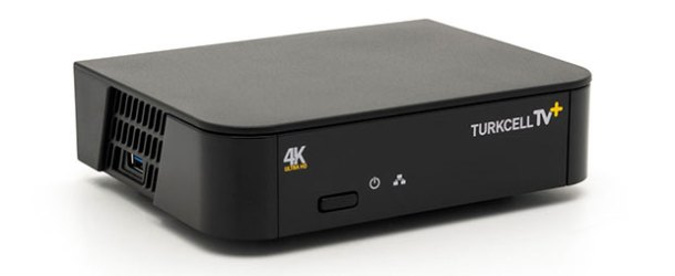 Turkcell TV+ ile maçlar 4K Ultra HD kalitesinde