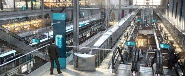 Anel Elektrik'ten Doha Metrosu'nda 65 milyonluk proje