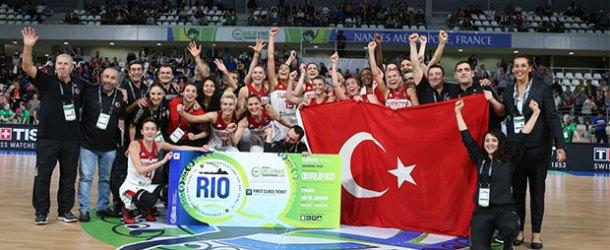 Milliler Rio'da Turkcell desteğiyle madalya arayacak