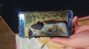 Samsung Galaxy Note 7 şarj sırasında patlıyor
