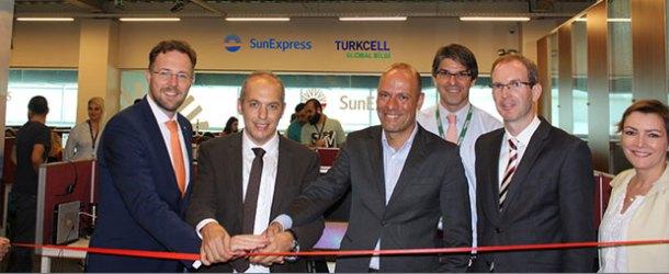 SunExpress'in çağrılarını artık Turkcell Global Bilgi karşılıyor