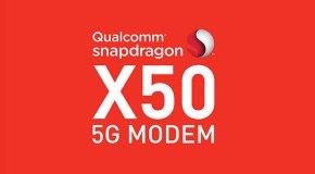 Qualcomm Snapdragon X50 5G modemini duyurdu