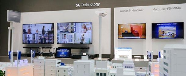 Samsung'dan 5G ekosistemi için çağrı