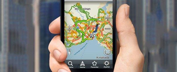 Yandex Navigasyon ve Haritalar kota dostu
