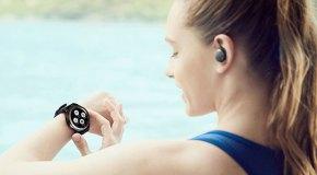 Spotify Samsung Gear S3 ile bileklerde