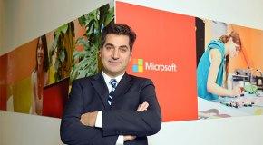 Microsoft Türkiye'den kamuya yeni atama