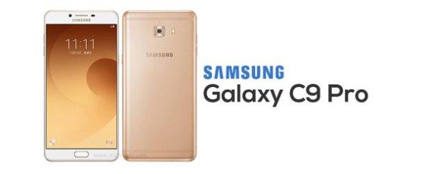 6 GB RAM'li Galaxy C9 Pro n11.com'da satışta