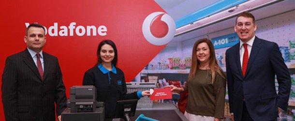Vodafone ile A101'den stratejik işbirliği