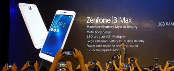 4100 mAh bataryalı Asus Zenfone 3 Max n11.com'da
