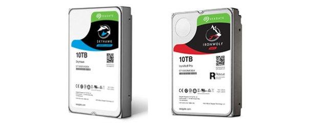Seagate'in 10TB'lık diskleri Türkiye'de