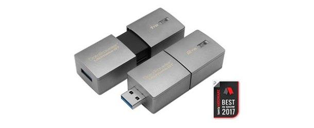 Dünyanın en yüksek kapasiteli USB flash belleği Türkiye'de