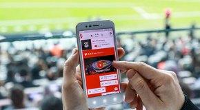 Vodafone aboneleri 2017'de 598 milyon GB data kullandı