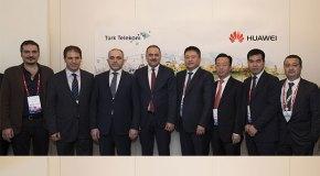 Türk Telekom ve Huawei'den 5G'de dev iş birliği