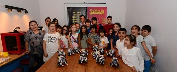 Geleceğin mühendislerine kodlama ve robotik eğitimi