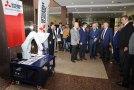 KTÜ'lüler Mitsubishi Electric robotu ile çalışacak
