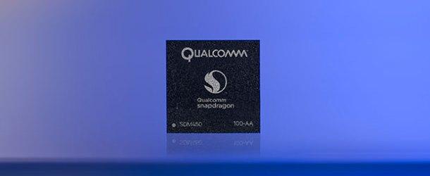 Qualcomm, Snapdragon 450 Mobil Platformu'nu duyurdu