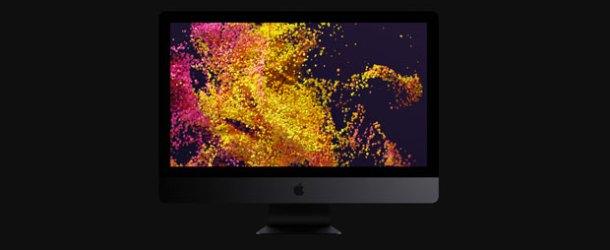 En güçlü iMac Pro, Aralık ayında geliyor