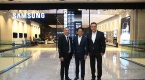 Samsung'dan deneyim mağazasını İstanbul'da açıyor