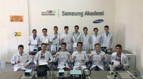 Samsung Akademi sektöre 2 bin kişi kazandırdı
