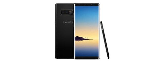 Samsung Galaxy Note8 18 Eylül'de 5 bin TL'den satışta