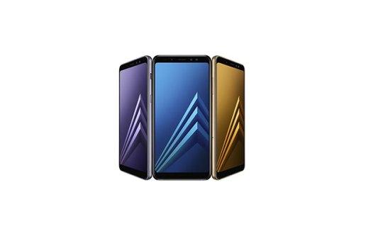 Çift ön kameralı Samsung Galaxy A8 Plus 2018 n11'de
