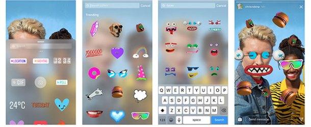 Instagram, GIF özelliğiyle daha da hareketleniyor