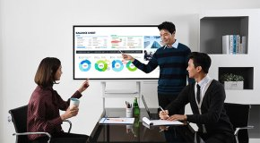 Toplantı odalarını dijitalleştiren Samsung Flip Türkiye'de