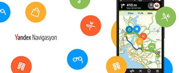 Yandex'e Foursquare dopingi