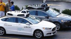 Uber sürücüsüz araç planında ısrarcı