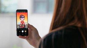Samsung ve Disney'den yeni 'İnanılmaz' AR Emoji