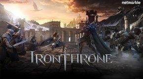 Netmarble'ın yeni oyunu Iron Throne yayında