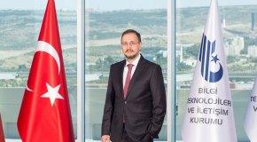 BTK Başkanlığı'na Ömer Abdullah Karagözoğlu atandı