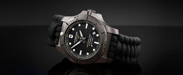 Victorinox Swiss Army'den su altında sınırları zorlayan saat