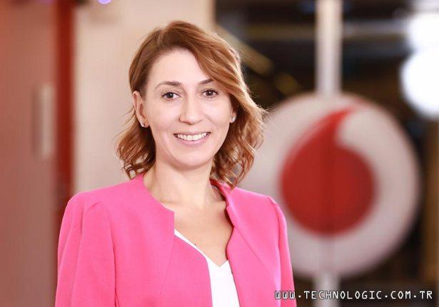Meltem Bakiler Şahin Vodafone İstanbul Havalimanı