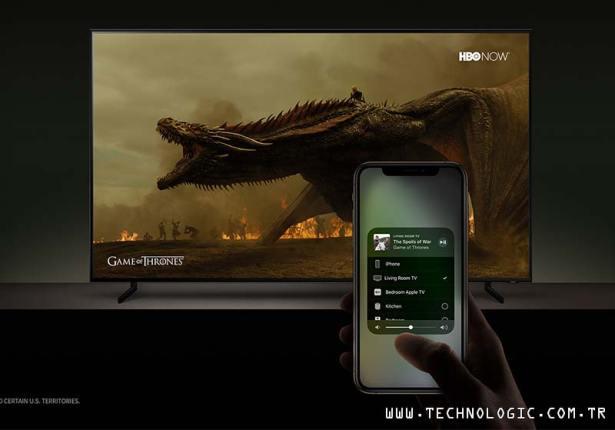 Samsung Akıllı TV