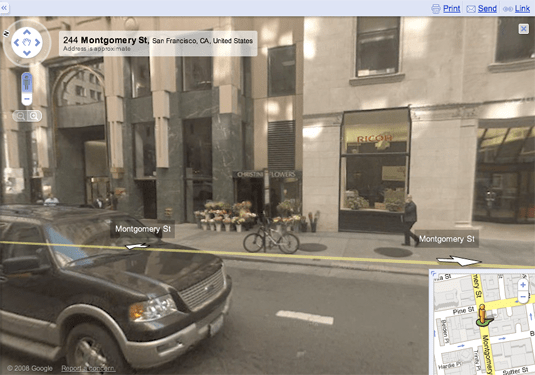 Don't Fear Pegman: New Google Maps Street View is a Winner on northern europe map, ca map, western europe map, mu map, osi map, mco map, central europe map,
