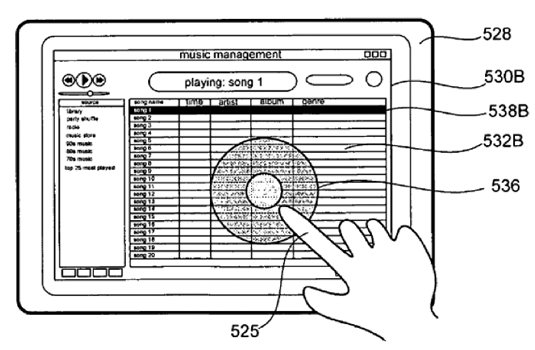 Apple Patents Proximity Sensor