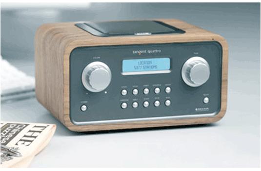 Tangent Quattro Internet radio