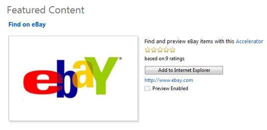 eBay Accelerator