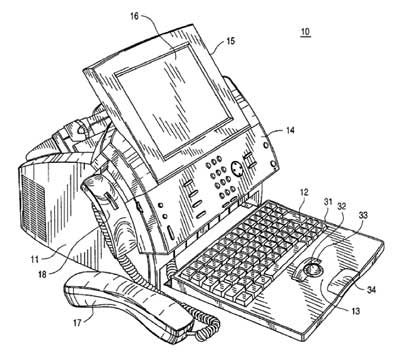 Apple Office System Patent
