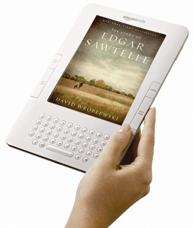 Hey, Let's Design the Kindle 3!