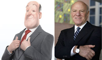 Jeeves and Barry Diller